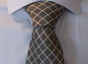 le la cravate les noeuds l 39 histoire le windsor ou noeud double. Black Bedroom Furniture Sets. Home Design Ideas